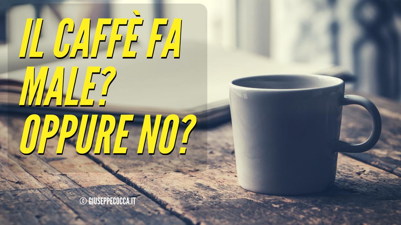 Il caffè fa male oppure no? Da' davvero energia o è solo un'illusione?